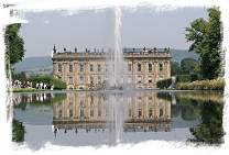 Chatsworth House.