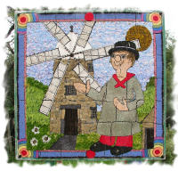 Heage Well Dressing